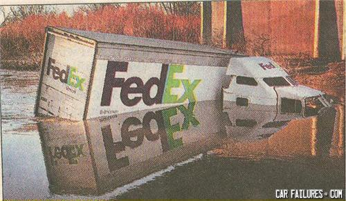 - FedEx doesn't hire women anymore.